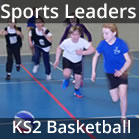 Junior Sport Leaders KS2 Basketball