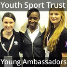 Youth Sport Trust Young Ambassadors
