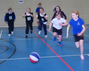 KS2 Basketball
