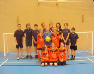 Sports & Young Leaders KS2 Indoor Girls Football