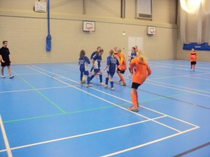 KS2 Girls Football