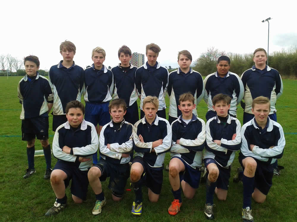 U13 Hampshire Rugby 10's Tournament