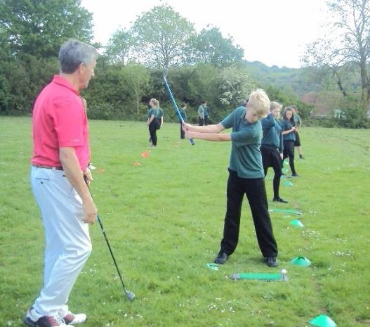 Year 7 Golf Taster Day