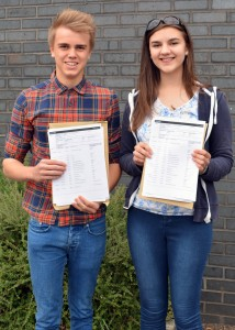 Test Valley School GCSE Results 2014