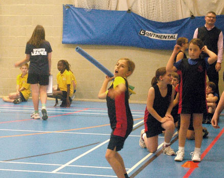 Indoor Sports Hall Athletics 2014