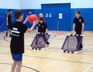 Young Sports Ambassadors Practical Session 2