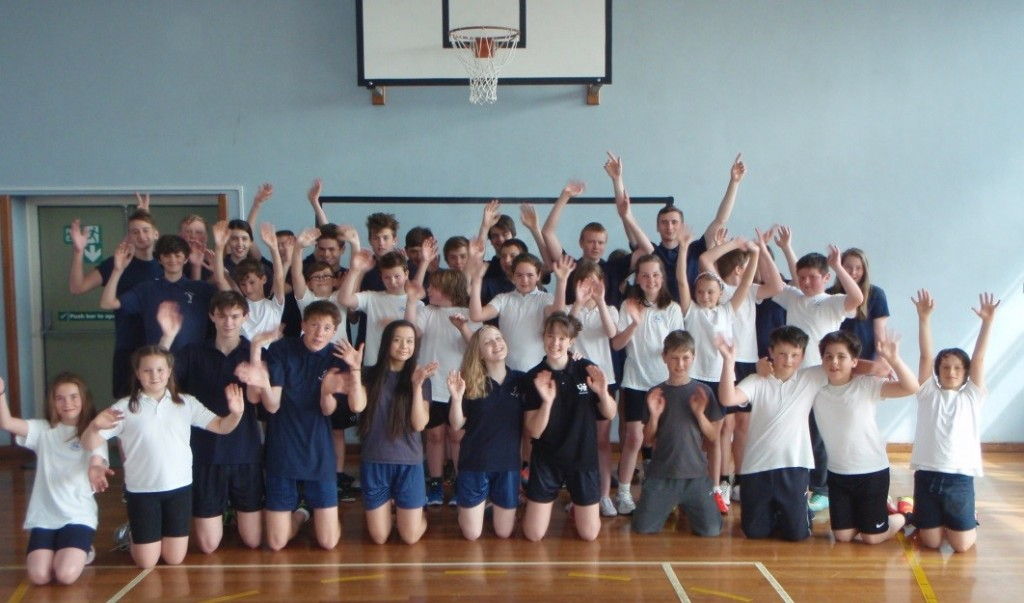 Wherwhell School & Year 10 Sports Leaders
