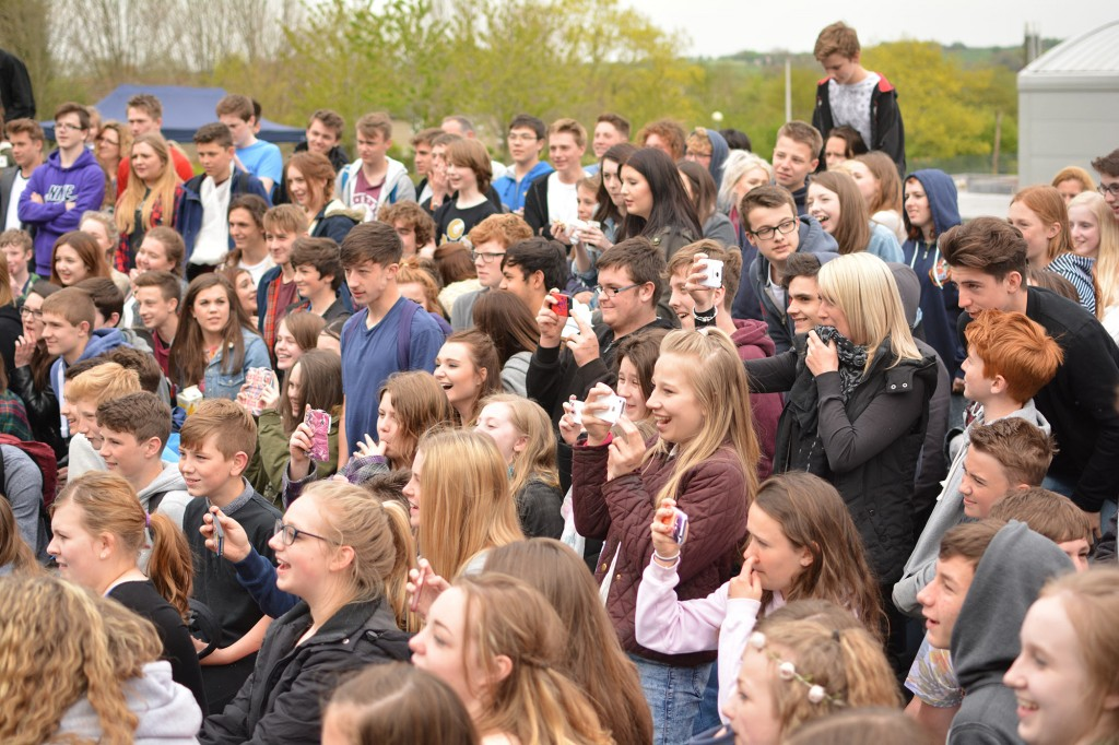 Some of the crowd at StockFest 2015