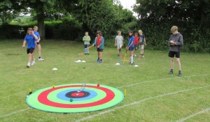 Six local Primary Schools competed in the Tri-golf challenge at Broughton Primary School on the 9th June.