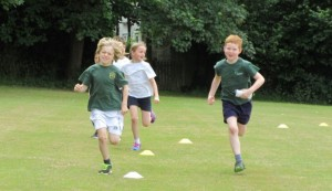 Primary Area Athletics 2015