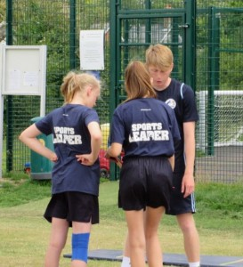Young Sports Leaders
