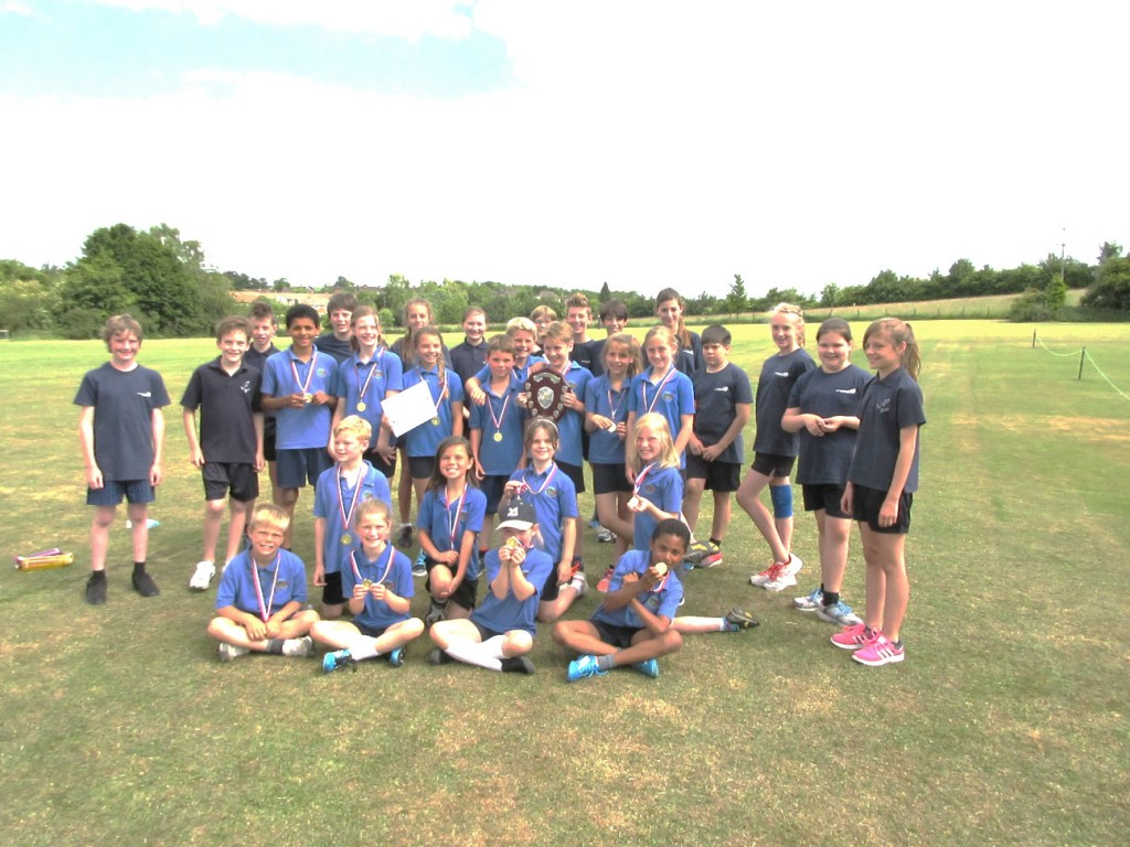 Primary Area Athletics
