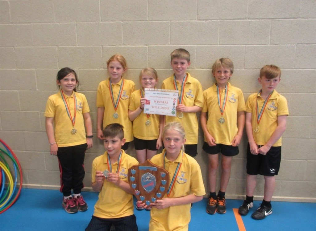 Well done to Wallop School for their second consecutive win at this event.