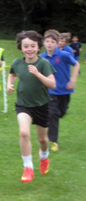 Junior Schools' Cross Country 2015 -- Lead the way