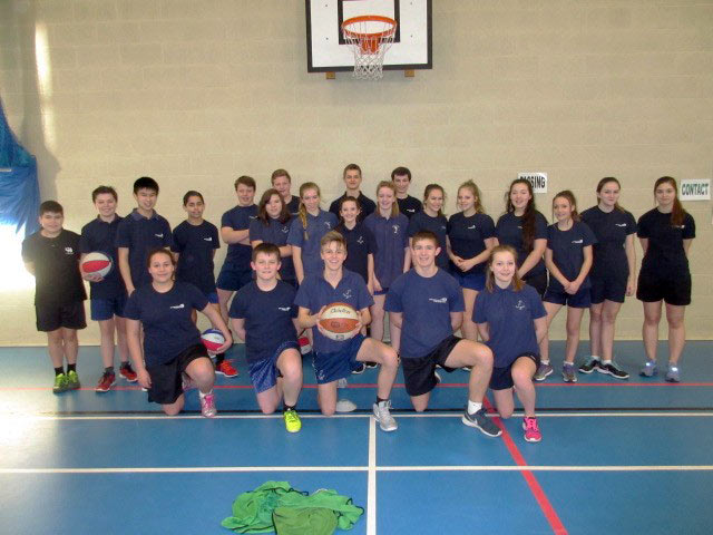 Primary Schools BASKETBALL 2016 with Young Sports Leaders