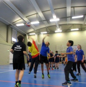 Primary Schools Basketball 4v4 Tournament
