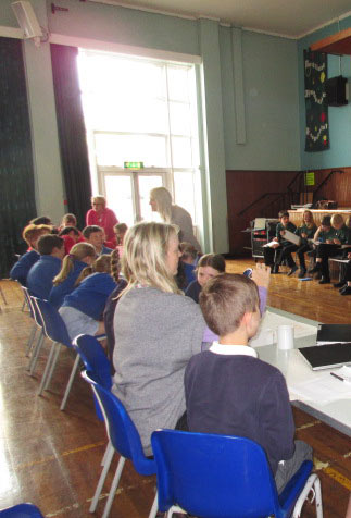 Joint Pupil Council Event