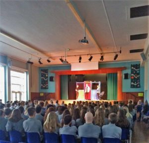 Years 10/11 'Your Choices' Theatre Production