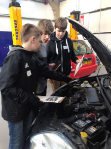 Sparsholt College Open Day
