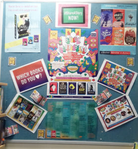 World Book Day Display
