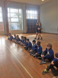 Year 4 PE & Humanities Workshops