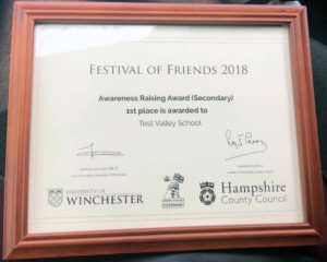 Festival of Friends — A Cause for Celebration