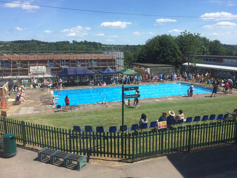 Andover Area and District Swimming Gala