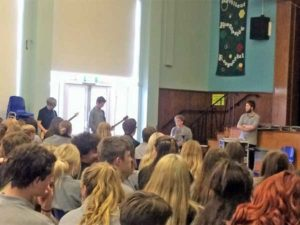 Farewell to Test Valley's Year 11 pupils