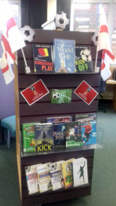 World Cup Comes to the Library