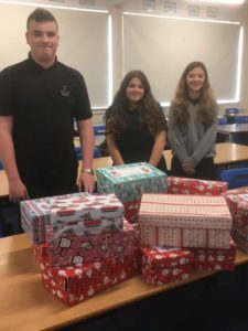 Charity Committee helping others